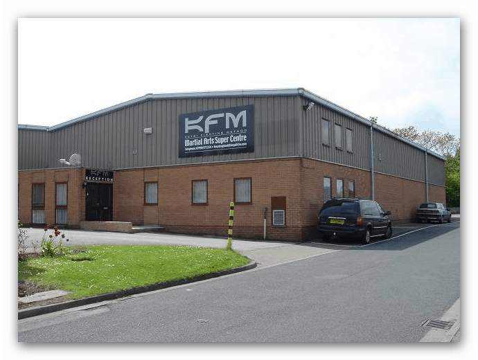 The old kfm KEYSI HQ