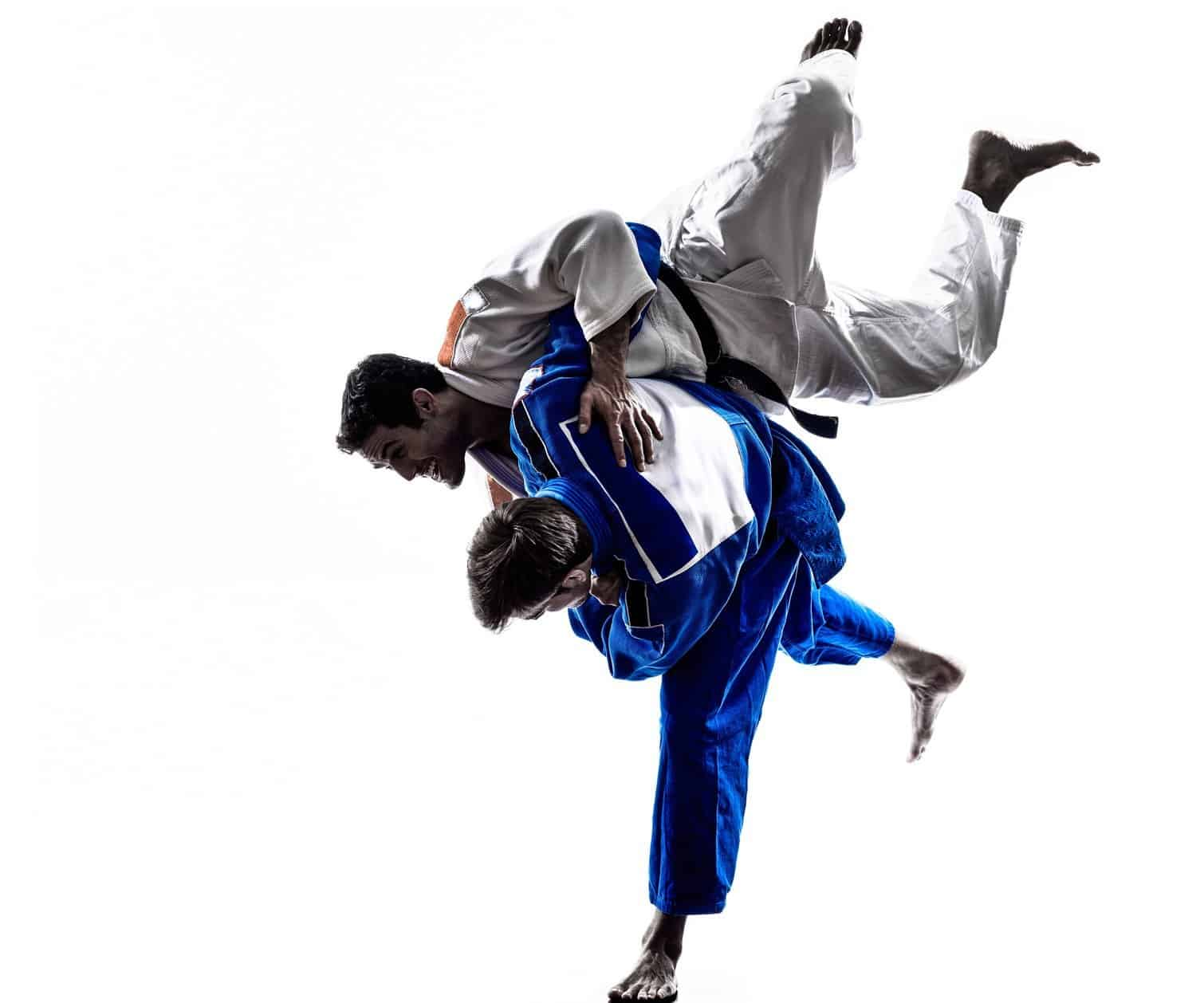 Judo for self defence