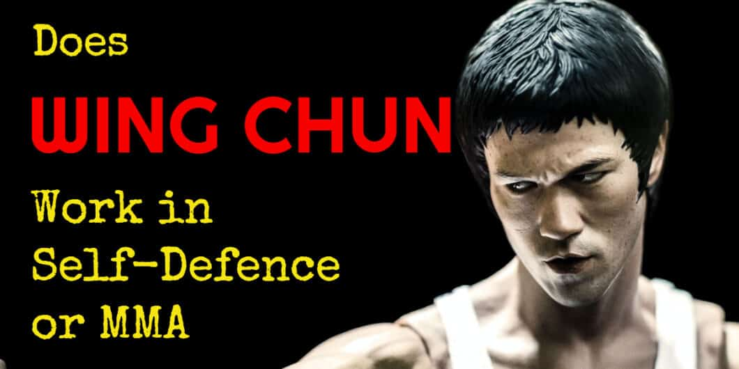 DOES WING CHUN WORK IN SELF-DEFENCE OR MMA