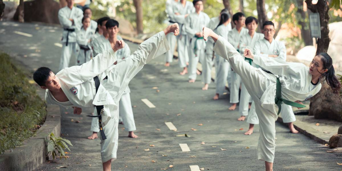 best martial arts for teenagers